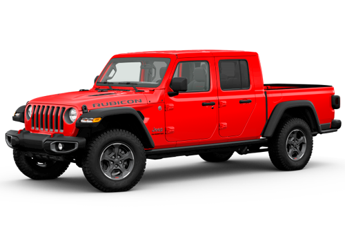 ALL-NEW JEEP® GLADIATOR